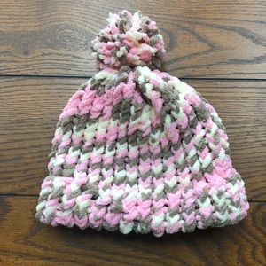 Other - Warm, soft knitted toddler hat